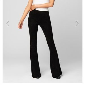 Brand new Blank NYC suede bell bottoms